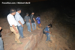 Adventurous Moonlit Jungle Walk through one of the most haunted place of Delhi