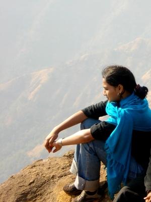 Aditi Kumar Travel Blogger