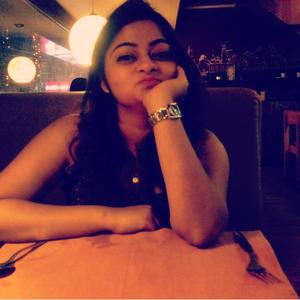 Kirthi Menon Travel Blogger