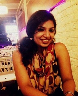 Navitha Mathew Travel Blogger