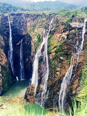 Goa to Murudeshwara and Jog Falls