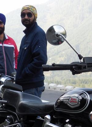 Navneet Singh Travel Blogger
