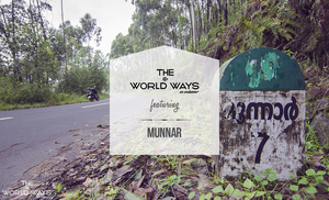 The Munnar Ways