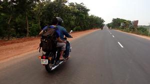 Road Trip : Srisailam calling !