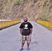 Paul Daniel Lakra Travel Blogger