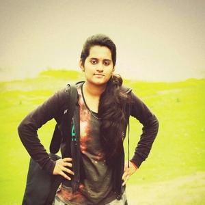 Vyshalini Acharya Travel Blogger