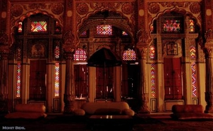 The ballad of royaly: Postcards from Mehrangarh