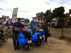 Live Free Ride Hard (LFRH)- Nepal