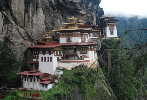 Kingdom of the Thunder Dragon: Bhutan