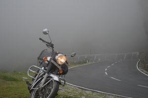 Bhutan: A solo whimsical motorbike ride through shangri-la