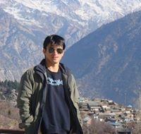 Aatish Negi Travel Blogger