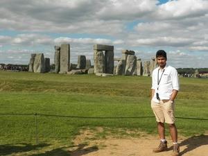 Dennis Varghese Travel Blogger