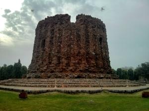 A trip to Qutub Minar