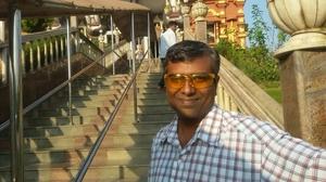 KUMERASAN. B Travel Blogger