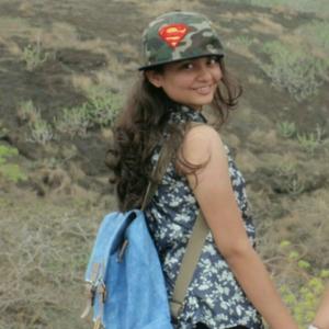 Preeti Bhave Travel Blogger