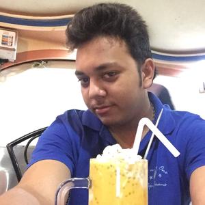 Maulik Radadiya Travel Blogger