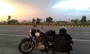 Biking Trip to Bharatpur, Rajasthan