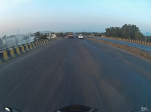 SOLO RIDE CHAPTER 1: BANGALORE- PUNE- MUMBAI