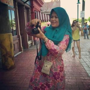 Ruliana Ruswati Travel Blogger