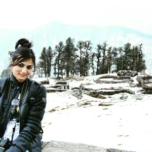 sanghamitra panda Travel Blogger