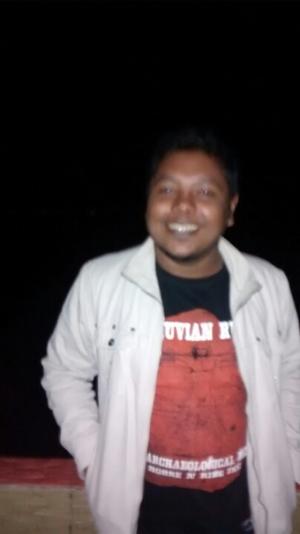 Chinmoy Basak Travel Blogger