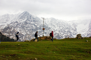 Whispers in the Mountains | Triund, HP