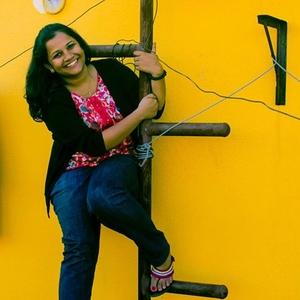 Deepthi Joanna Ephrem Travel Blogger