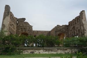 To conquer the Monolith - Bhuvanagiri