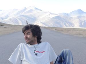 Navneet Mishra Travel Blogger