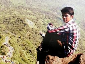 Sagar Shinde Travel Blogger