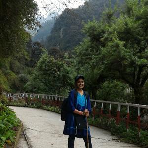 Deepashree S Travel Blogger