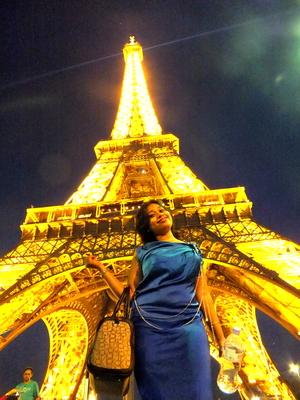 Paushali De Roy Travel Blogger