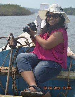 Parama Bhadra Travel Blogger