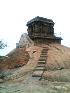 A day in Mahabalipuram