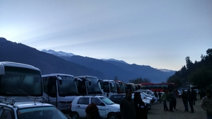 Trip To Manali and Rohtaang Paas.