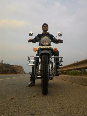 Arjun Bhargav Travel Blogger