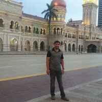 Dharani Kiran Travel Blogger