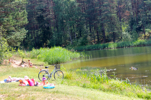Druskininkai: Spa, Europe and Lake!