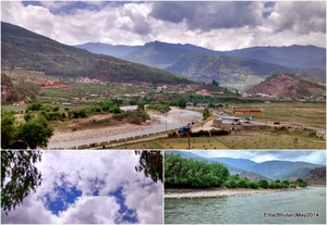 The life in Bhutan