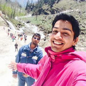 Ajay Choudhary Travel Blogger
