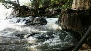 Hoganekkal water falls