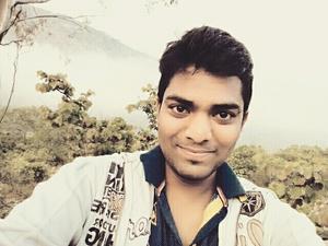 Nandhi Hills near to Bangalore city