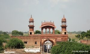 The Mughal Sarai of Jajau