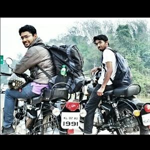 Edu Krishnan Travel Blogger