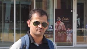 Sujeet Joshi Travel Blogger