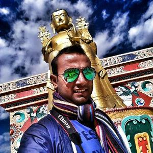 Arjit Anand Travel Blogger