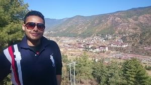 Vijay Kumar Patodia Travel Blogger