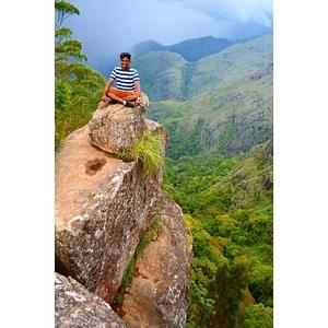 athul balaji Travel Blogger