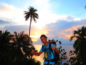 Reid Magbanua Travel Blogger