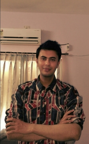 Teerath Ghoda Travel Blogger